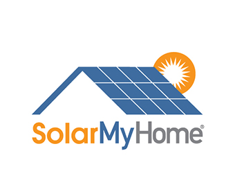 Solar My Home Logo Design
