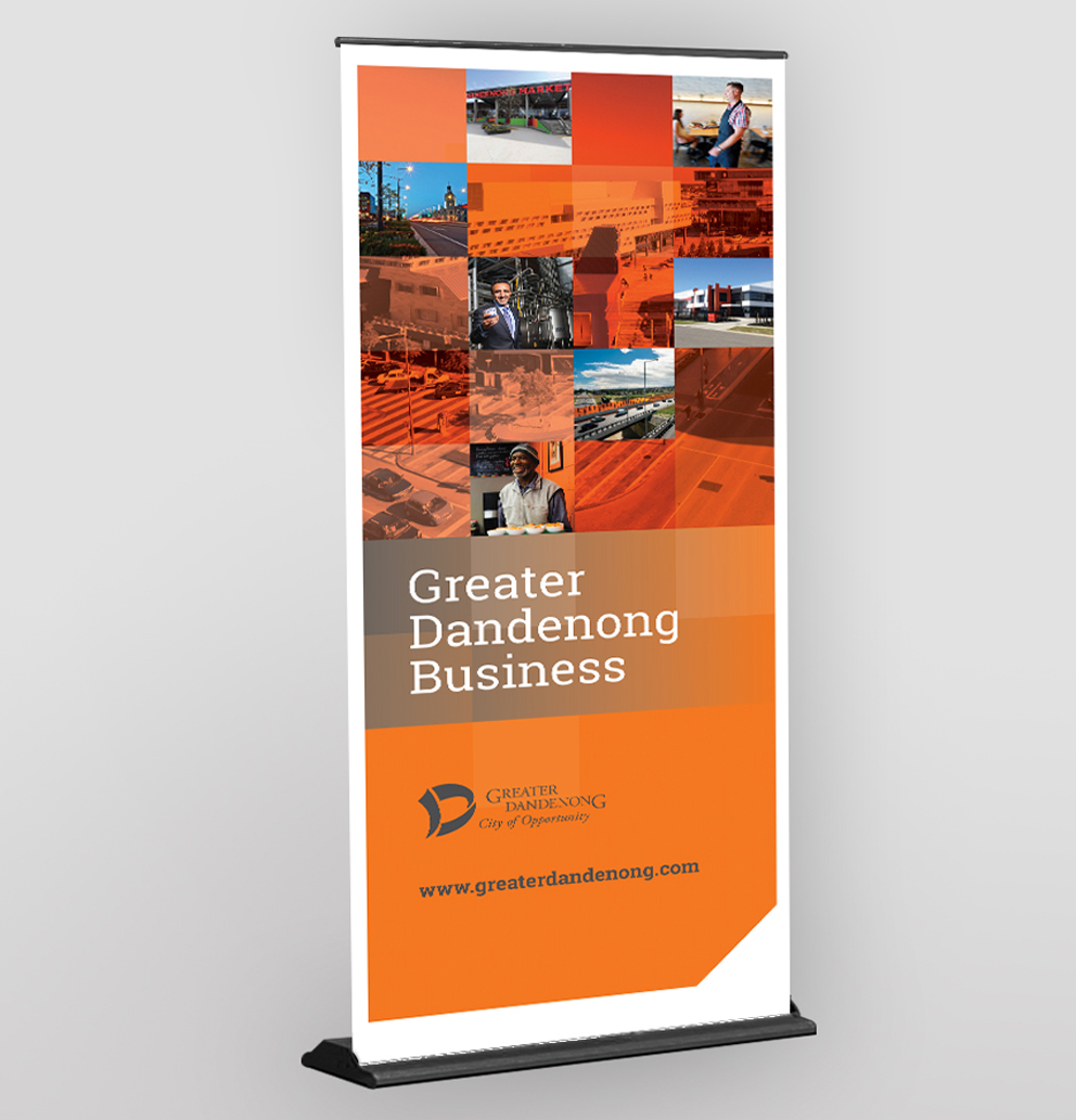 Deluxe Pull Up Banner Quality Pull Up Banners