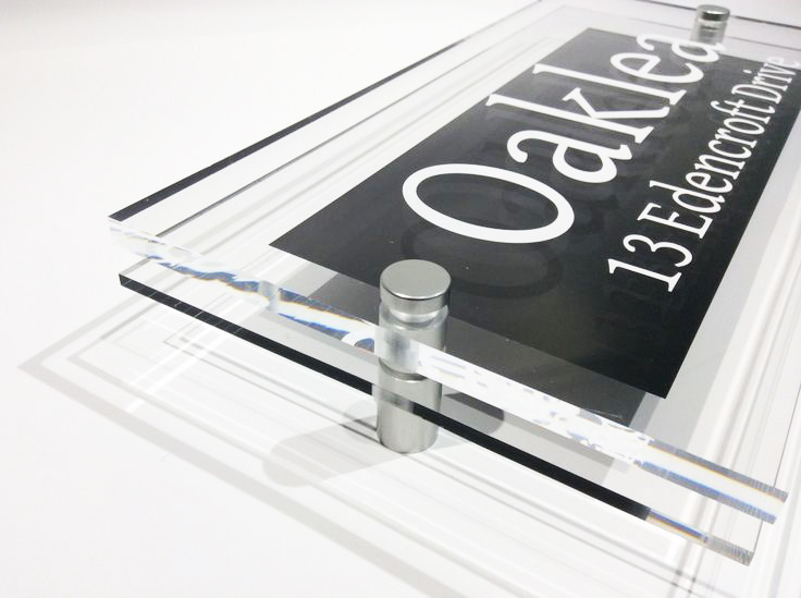 Acrylic Signs Frosted Or Clear Acrylic Sign Signage